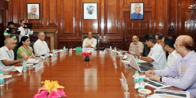 Expressing concern over rising Child Pornography Rajnath Singh calls for expediting online cybercrime reporting portal